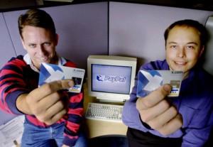Peter Thiel PayPal et Elon Musk