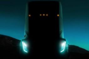 tesla camion électrique